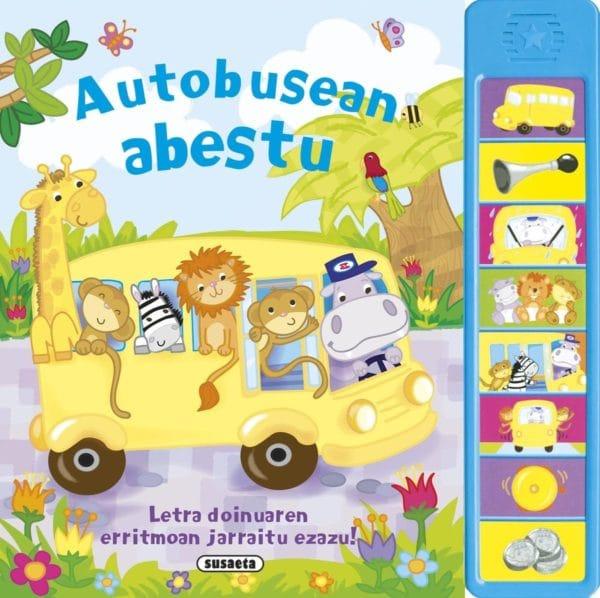 LIBURUA - AUTOBUSEAN ABESTU