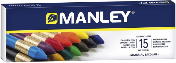 MANLEY - 15 CERAS MANLEY