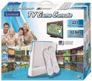 LEXIBOOK - CONSOLA PARA TV INTERACTIVA