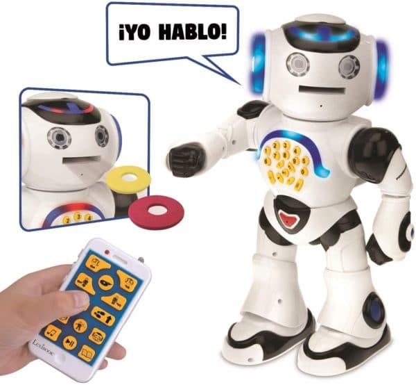 LEXIBOOK - MIPRIMER ROBOT 36CM