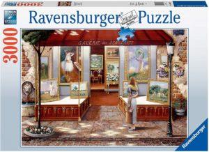 RAVENSBURGER - PUZZLE 3000PZS GALERIA DE