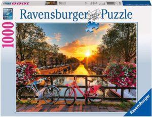 RAVENSBURGER - PUZZLE 1000PZS AMSTERDAM