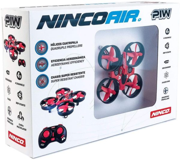 NINCOAIR - MINI DRON 4 HELICES