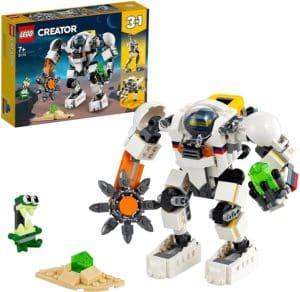 LEGO CREATOR - MECA MINERO ESPACIAL