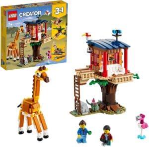 LEGO CREATOR - CASA DEL ARBOL EN LA SABA