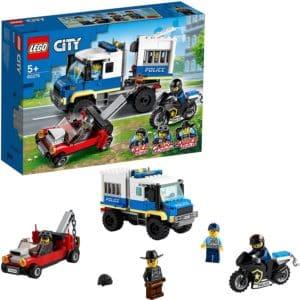 LEGO CITY - TRANSPORTE DE PRISIONEROS