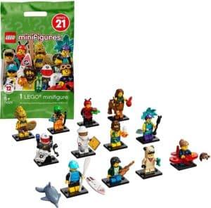 LEGO - SOBRE SORPRESA SERIE 21